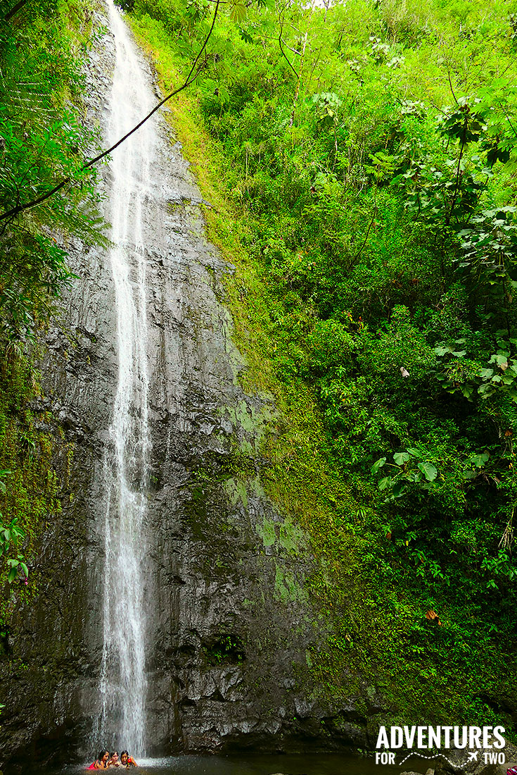 HAWAII MANOA FALLS PIN
