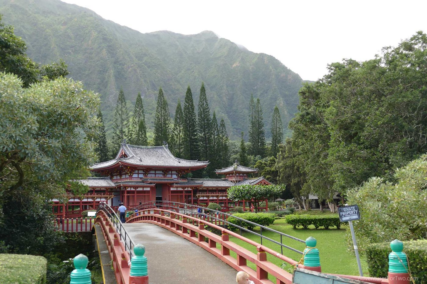 Hawaii Valley of the Temples