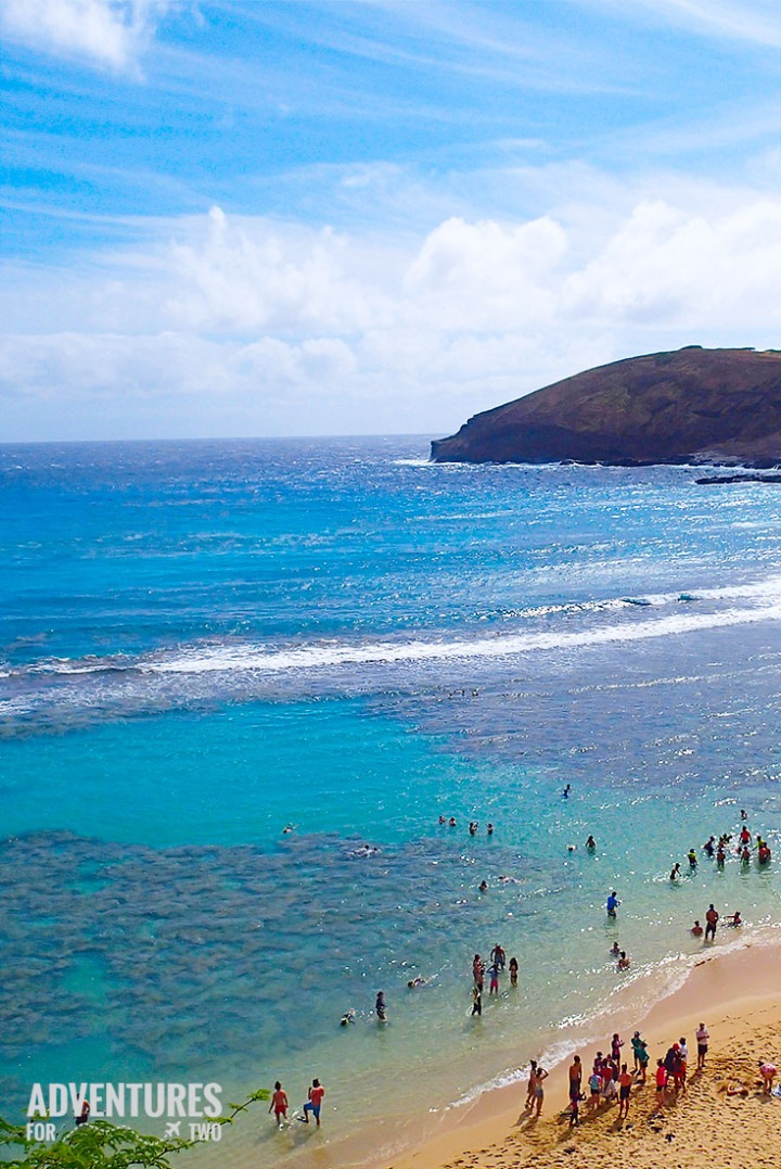 HAWAII HANAUMA BAY PIN