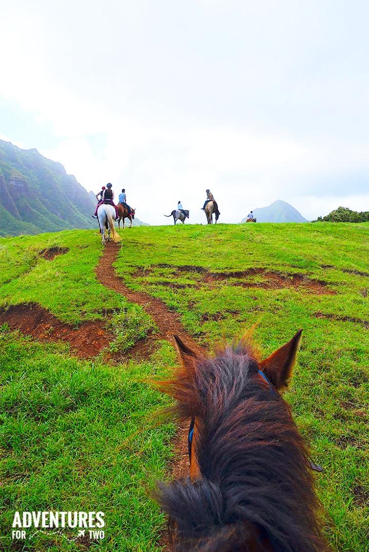 HAWAII KUALOA RANCH PIN