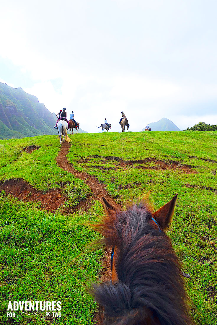 HAWAII KUALOA RANCH PIN
