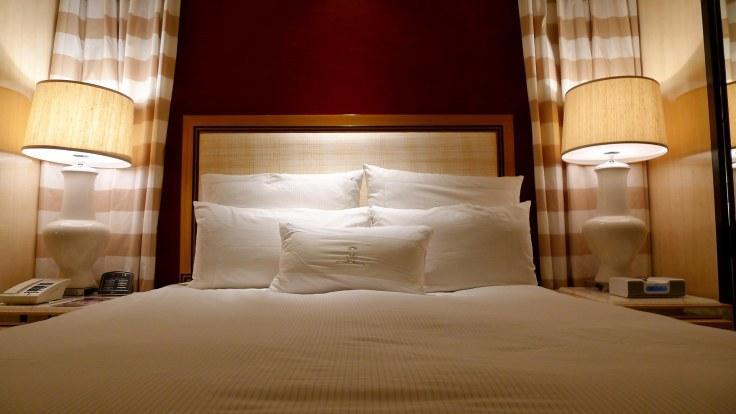 Las Vegas Wynn King Bed