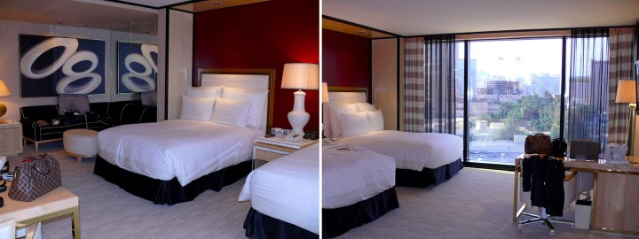 Encore Las Vegas Room Decor