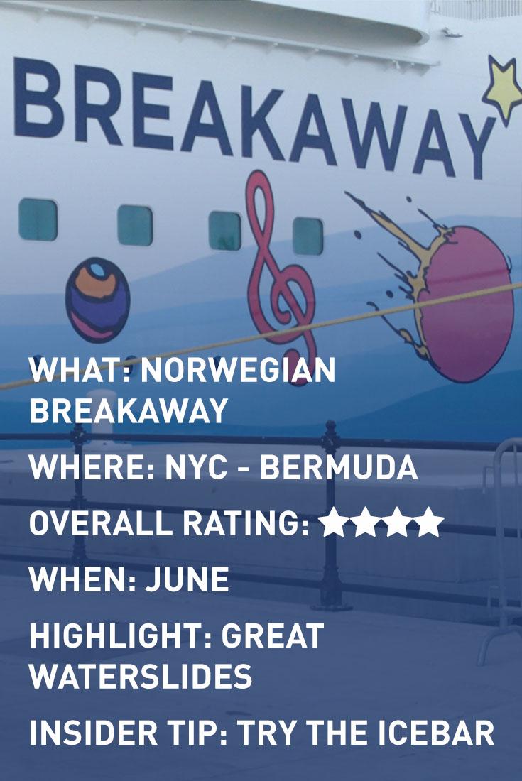 BREAKAWAY infographic