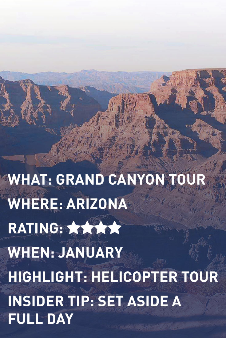 GRAND CANYON infographic