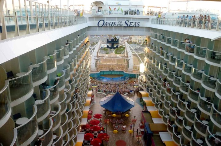 Oasis of the seas Royal Caribbean