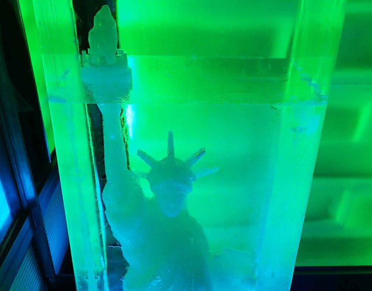 Norwegian Breakaway Svedka Ice Bar