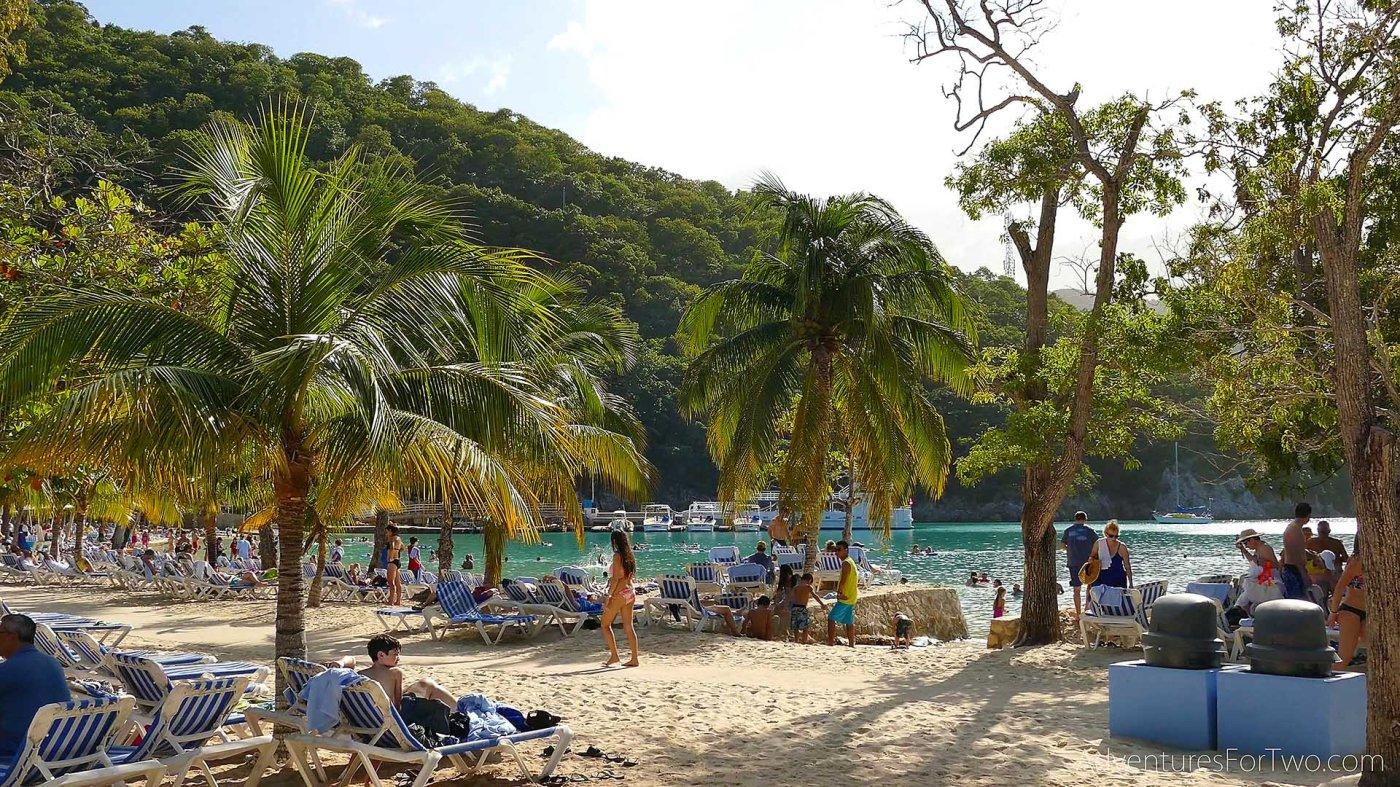Labadee Beach, Haiti