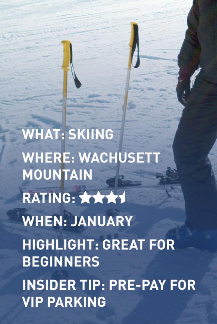 WACHUSETT infographic