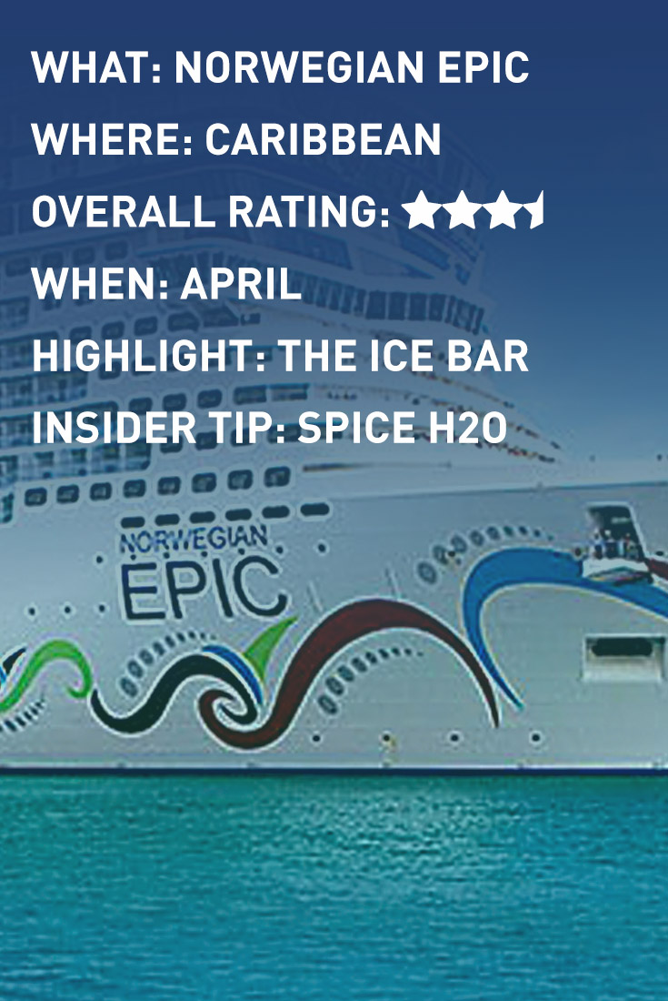 Norwegian EPIC infographic